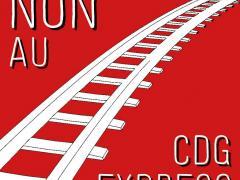 "Association ""Non au CDG Express"""