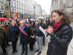 La commune 18 mars 2017