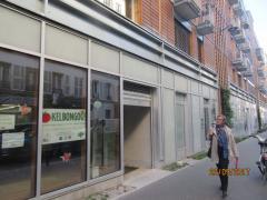 Halle alimentaire rue Bichat