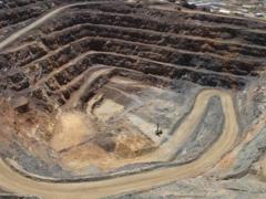 Mine de terres rares