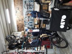 Olvo cycles Didier Le Reste et Nicolas Bonnet . Oct 2018 .jpg
