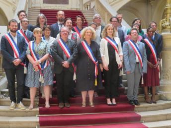 Le nouveau conseil d'arrondissement 11 juillet 2020 img_1093.jpg