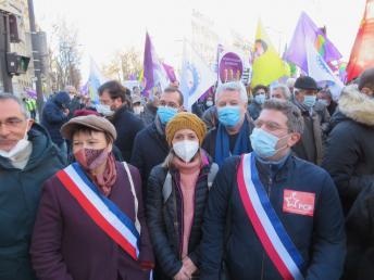 Manifestation Kurdes 9 janv 21 les élus PCF img_1593.jpg