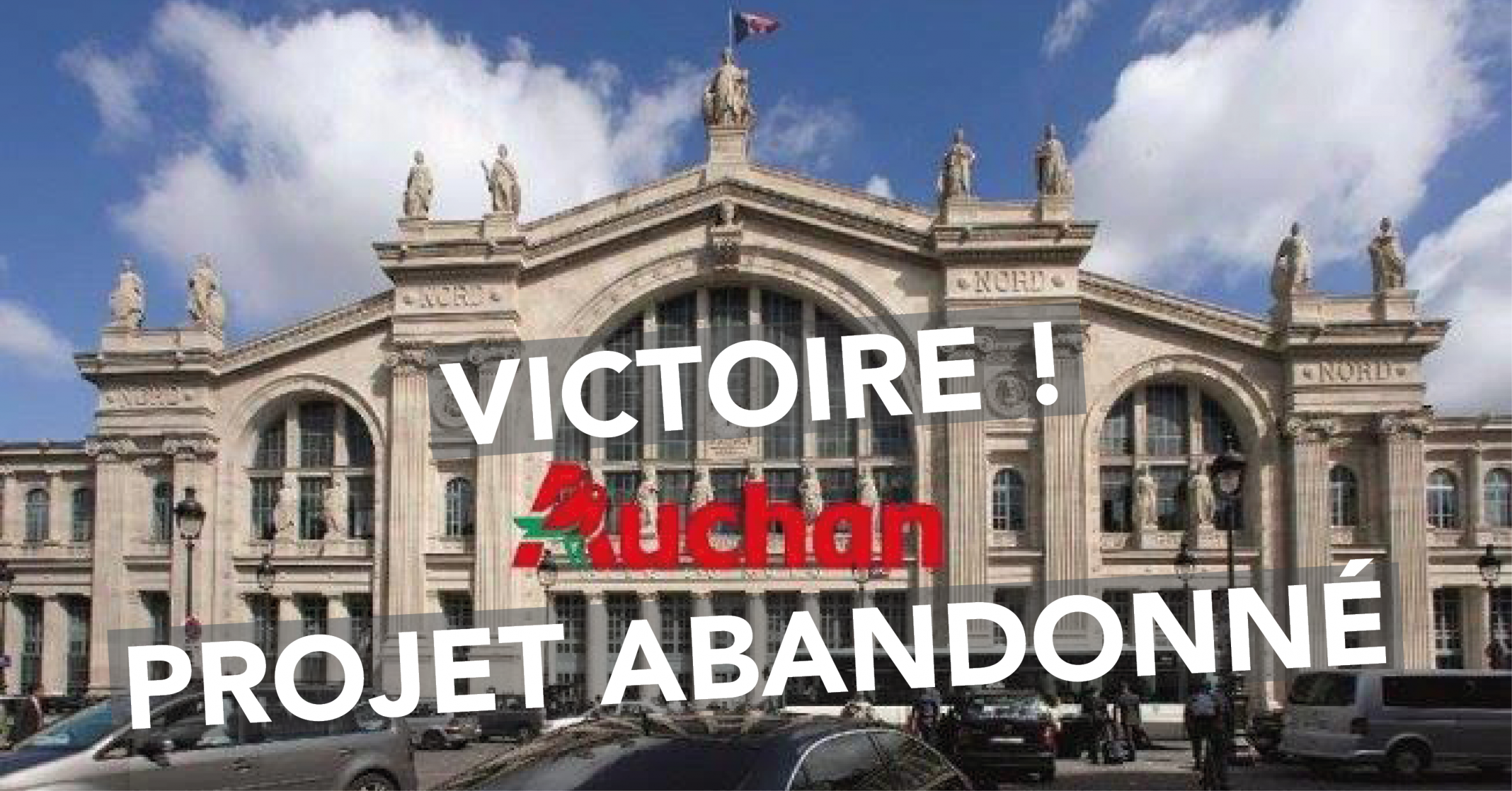 Gare du Nord 2024 Victoire projet abandonné 21 sept 2021 png