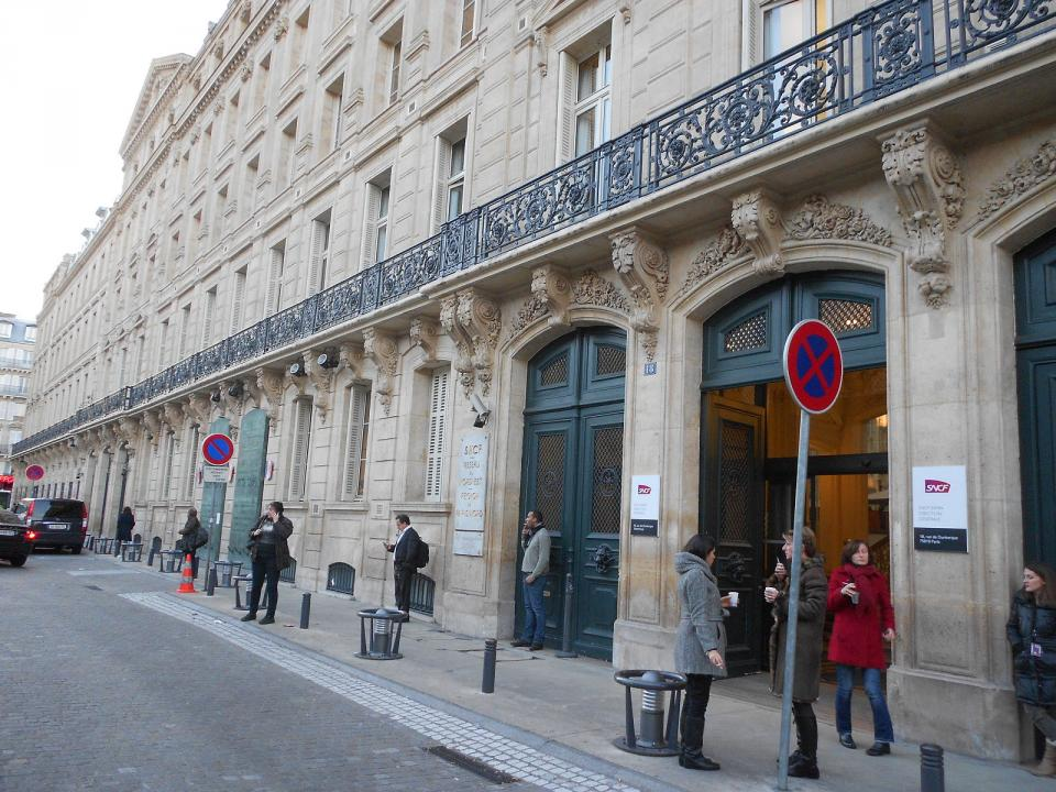 photo hotel de luxe paris nord