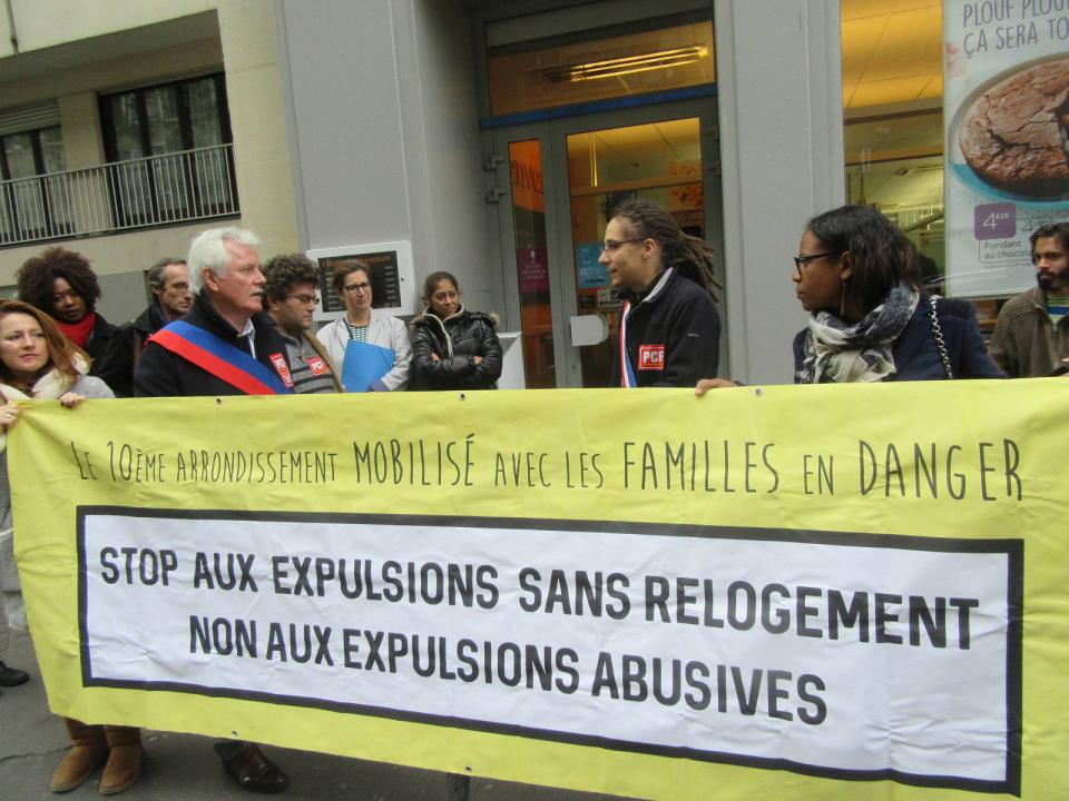 Trois expulsions locatives vit es pas d 39 expulsion sans relogement - Charges locatives abusives ...
